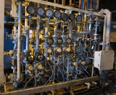 Level Monitoring in the Lube Oil Generators
