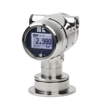 Pressure Transmitter for Hygienic Applications