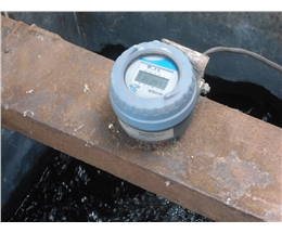 Open Channel Flow measurement in Water & wastewater industry