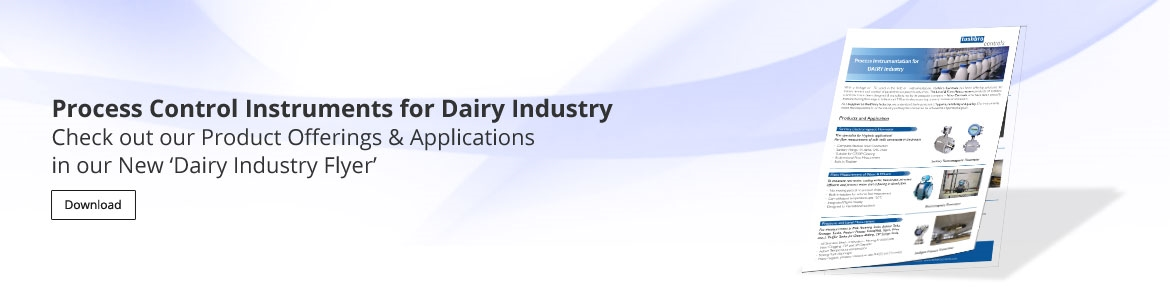 New Literature - dairy Industry